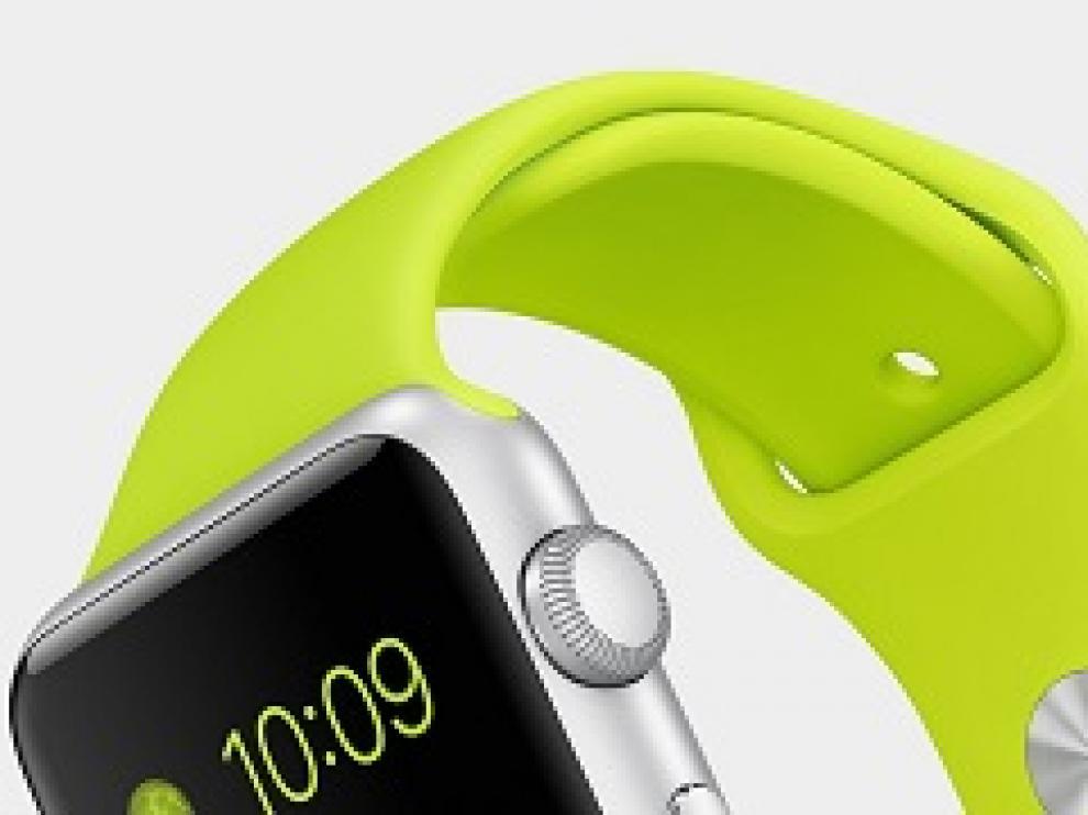 El nuevo reloj inteligente de Apple