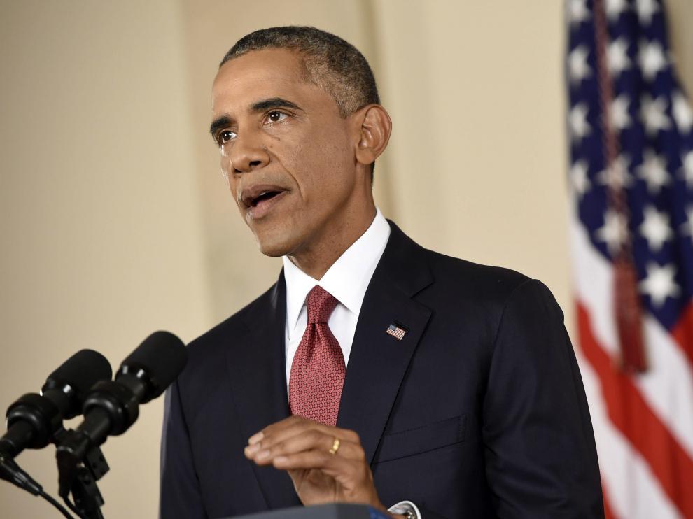 Obama en imagen de archivo