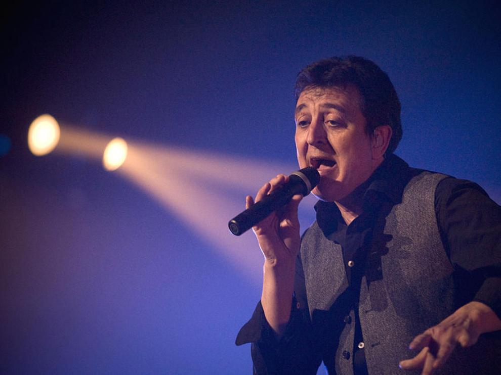 Manolo García en una foto de archivo