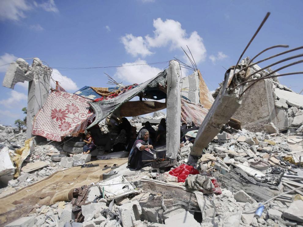 """Habrá """"otra guerra"""" en Gaza si no hay estabilidad"""