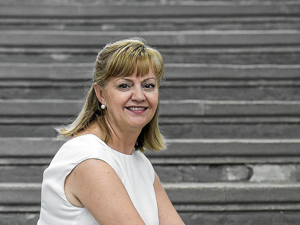 Marisa Gomollón es directora del Gascón y Marín.