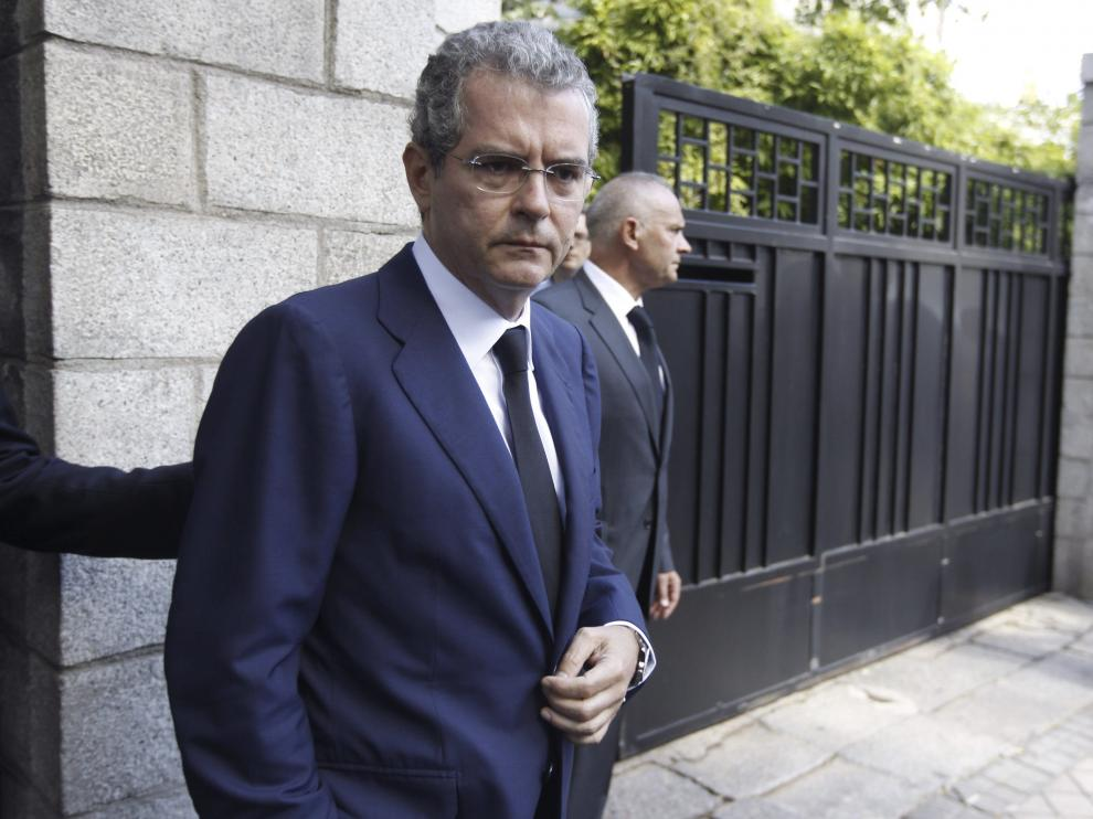 El presidente de Inditex, Pablo Isla