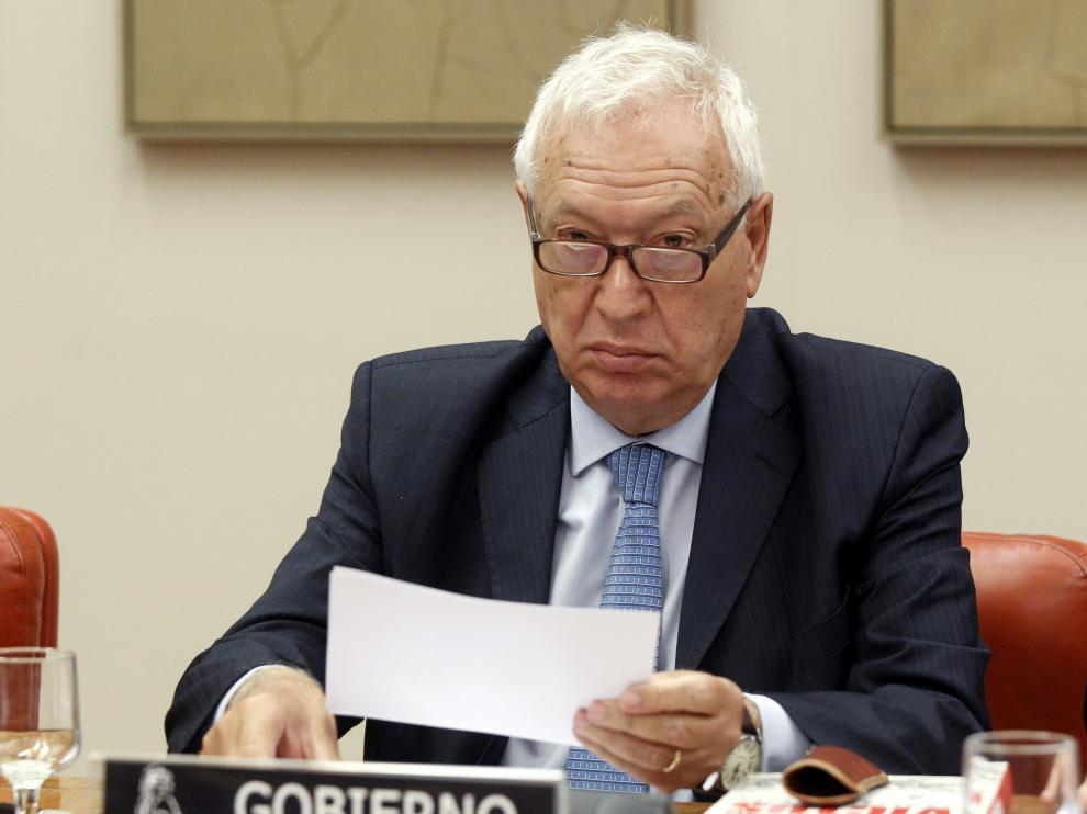 Margallo, el martes en el Congreso de los Diputados