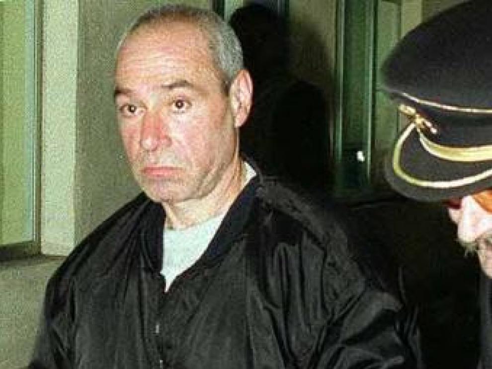 Santi Potros, uno de los últimos etarras en salir de la cárcel por la aplicación de la Doctrina Parot