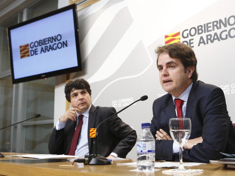 Roberto Bermúdez de Castro, consejero de Presidencia del Gobierno de Aragón
