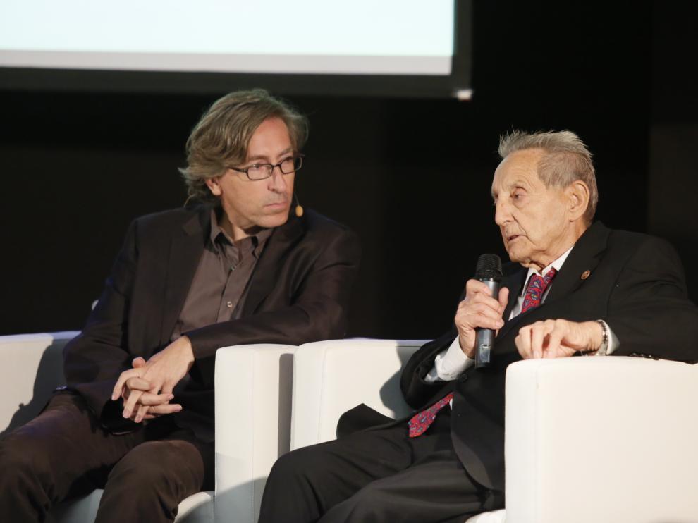 David Trueba y Juan Carrión