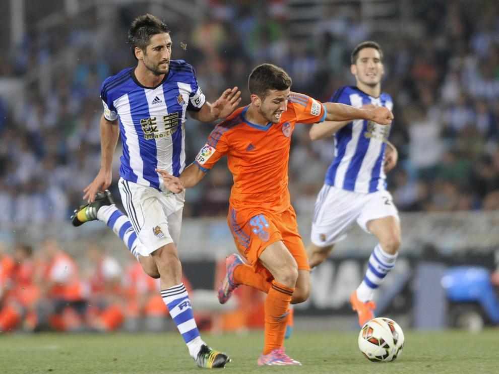 El Valencia pierde el liderato
