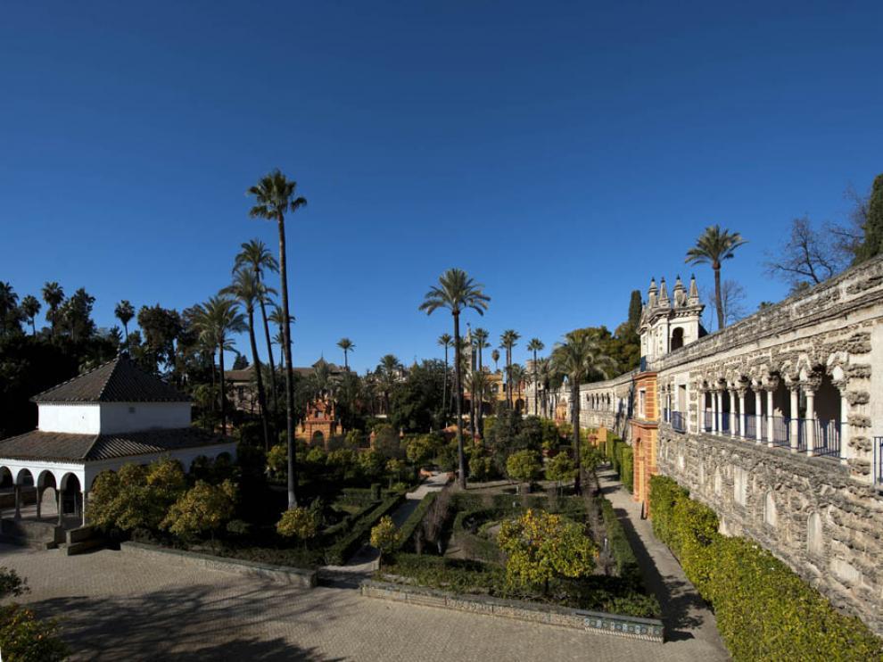 El Alcázar de Sevilla estará en Dorne, quinto reino de Juego de Tronos