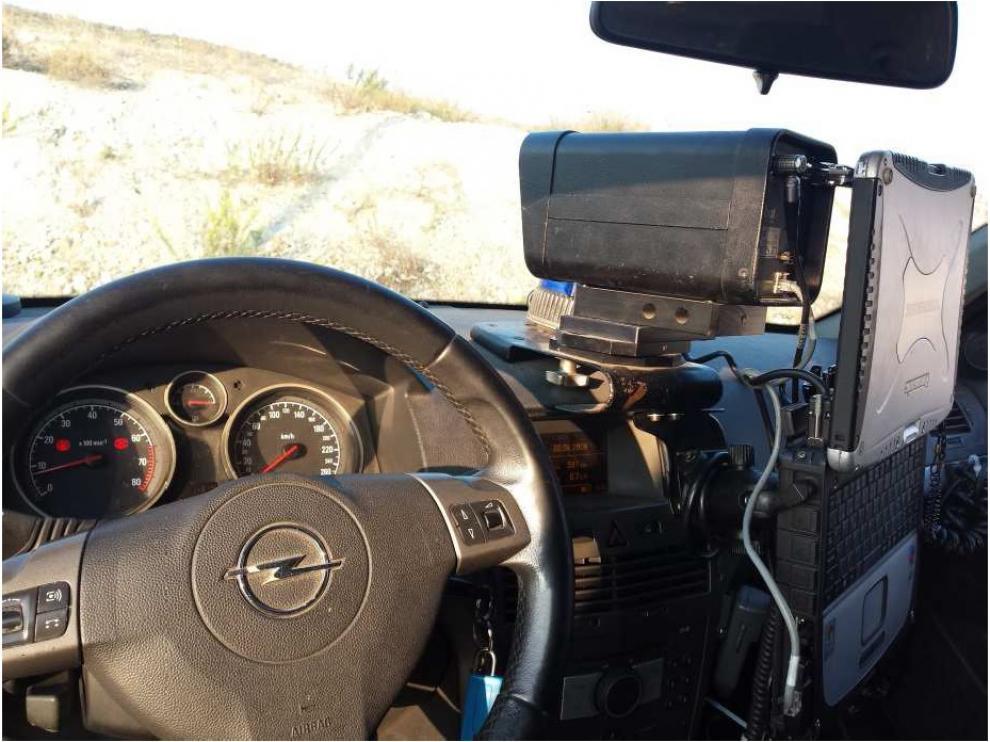 Los radares capaces de discriminar por tipo de vehículo estarán funcionando en poco
