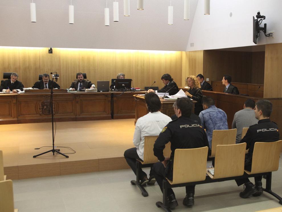 Visto para sentencia el juicio por el atraco en Formigal
