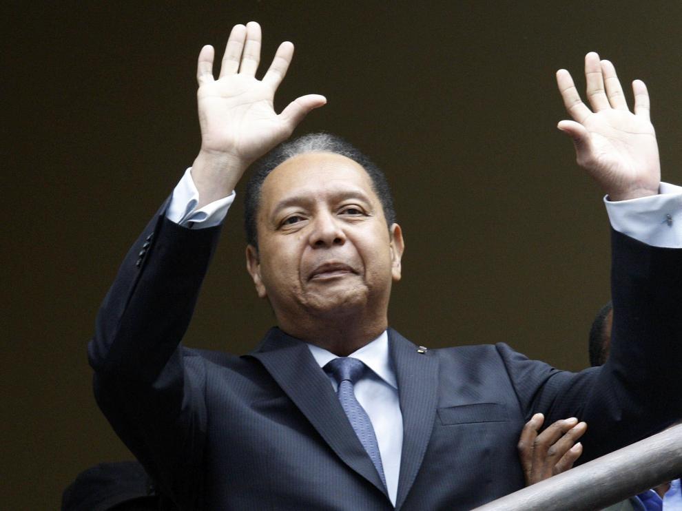 Jean-Claude Duvalier, en una imagen de archivo