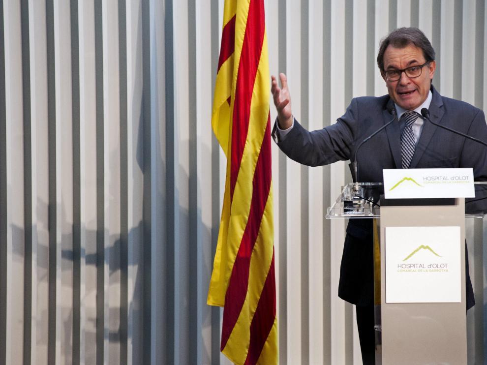 """El Gobierno catalán arranca la campaña """"informativa"""" del 9N"""