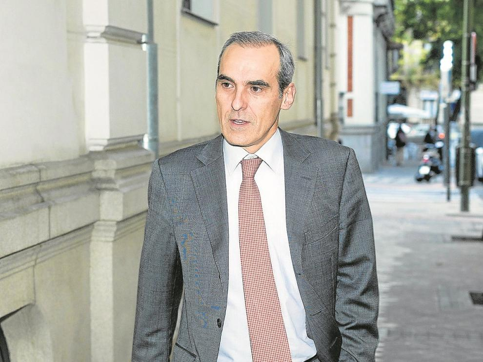 Alejandro Luzón es el fiscal del caso Levante-Zaragoza.