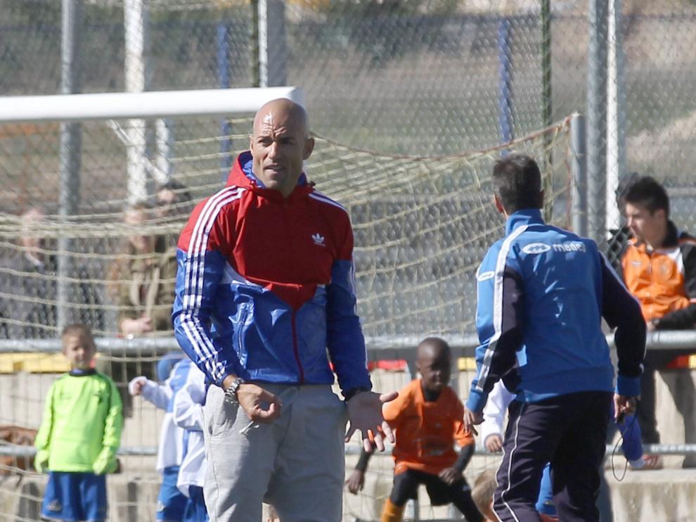 ?Láinez, nuevo entrenador del Real Zaragoza B