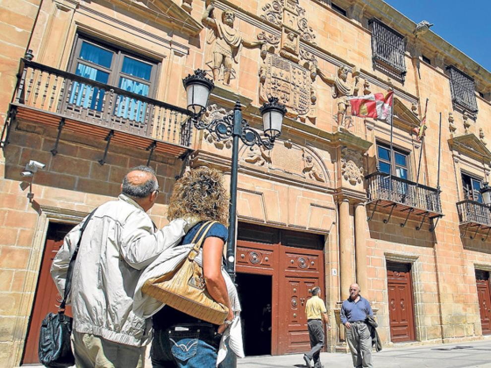 El palacio de los Condes de Gómara será objeto de una nueva actuación, en este caso en las antiguas caballerizas, en la planta baja.
