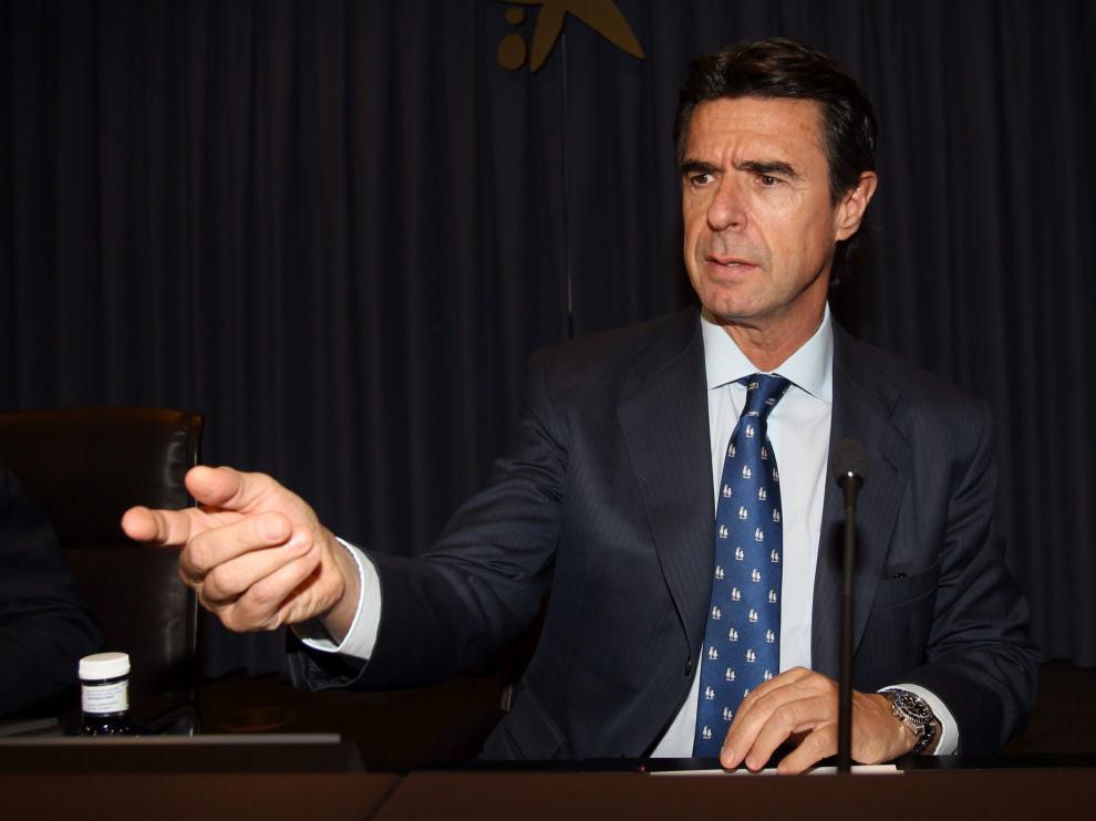 EL ministro José Manuel Soria en un afoto de archivo.