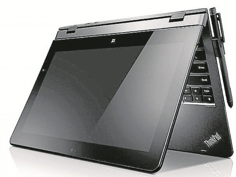 Un dispositivo Lenovo.