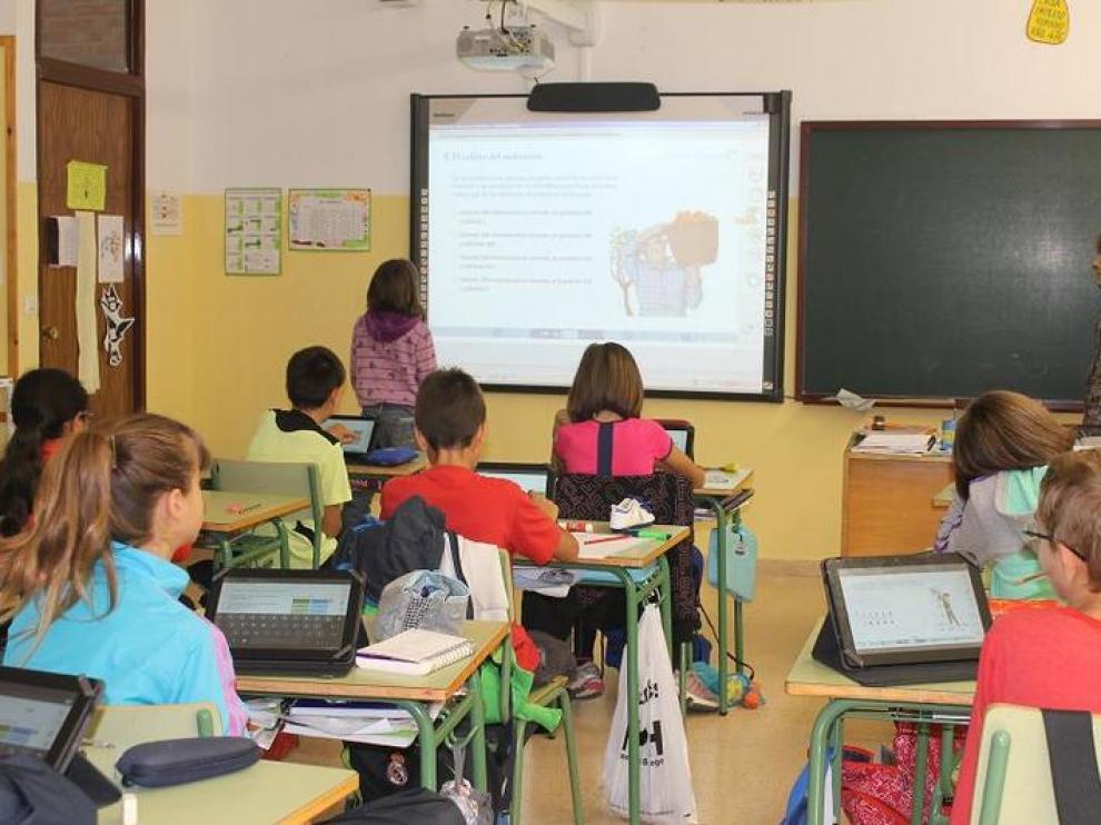 Los alumnos españoles están entre los peores de todos los países de la Organización para la Cooperación y el Desarrollo Económicos.