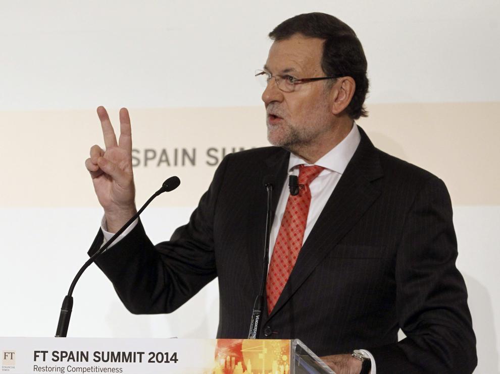 Rajoy ha hablado sobre la renuncia de Mas a organizar la consulta
