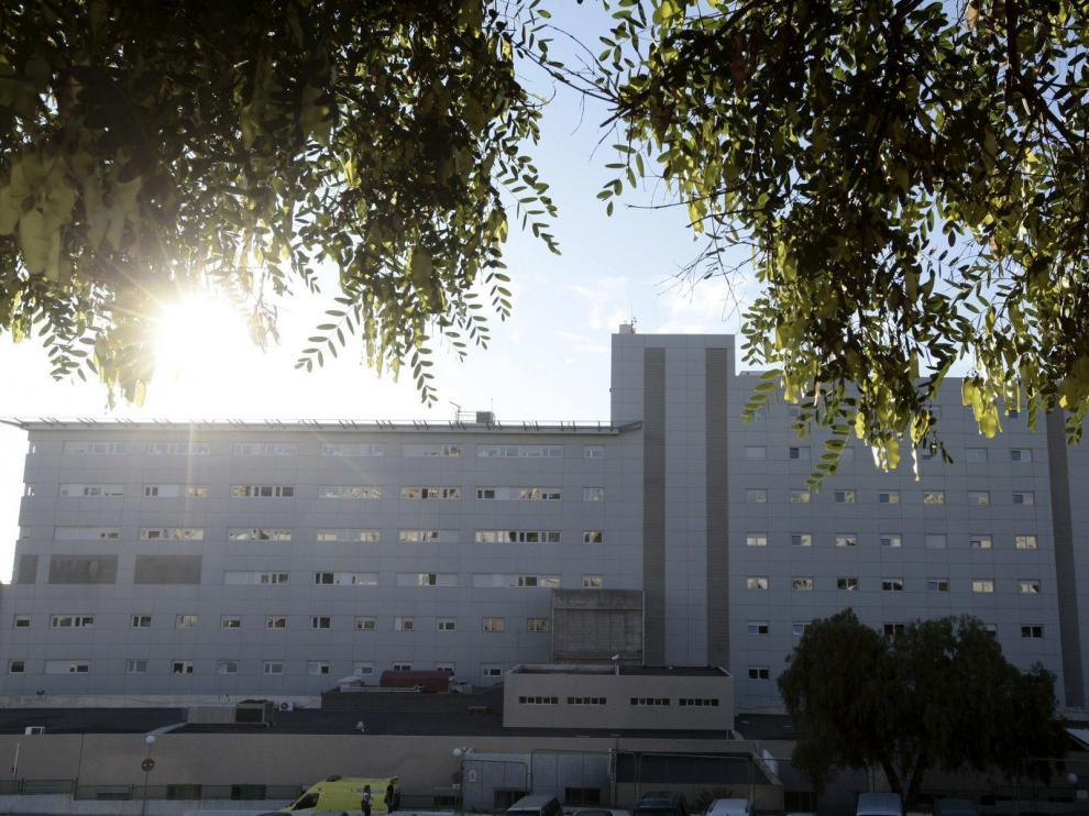 Hospital donde permanece ingresado el enfermero de Cruz Roja, cooperante en Sierra Leona.