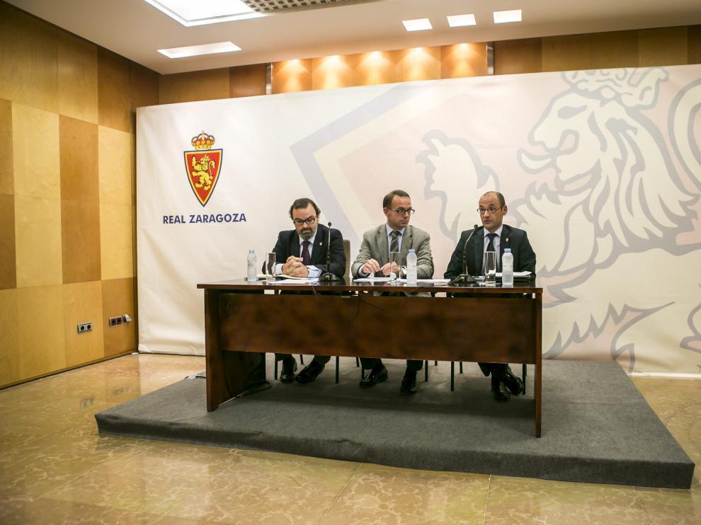 Sainz de Varanda, Lapetra y Rodrigo