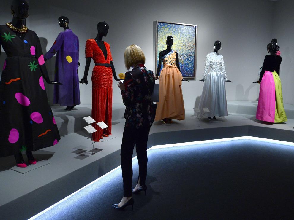 La alta costura de Givenchy, en el Museo Thyssen