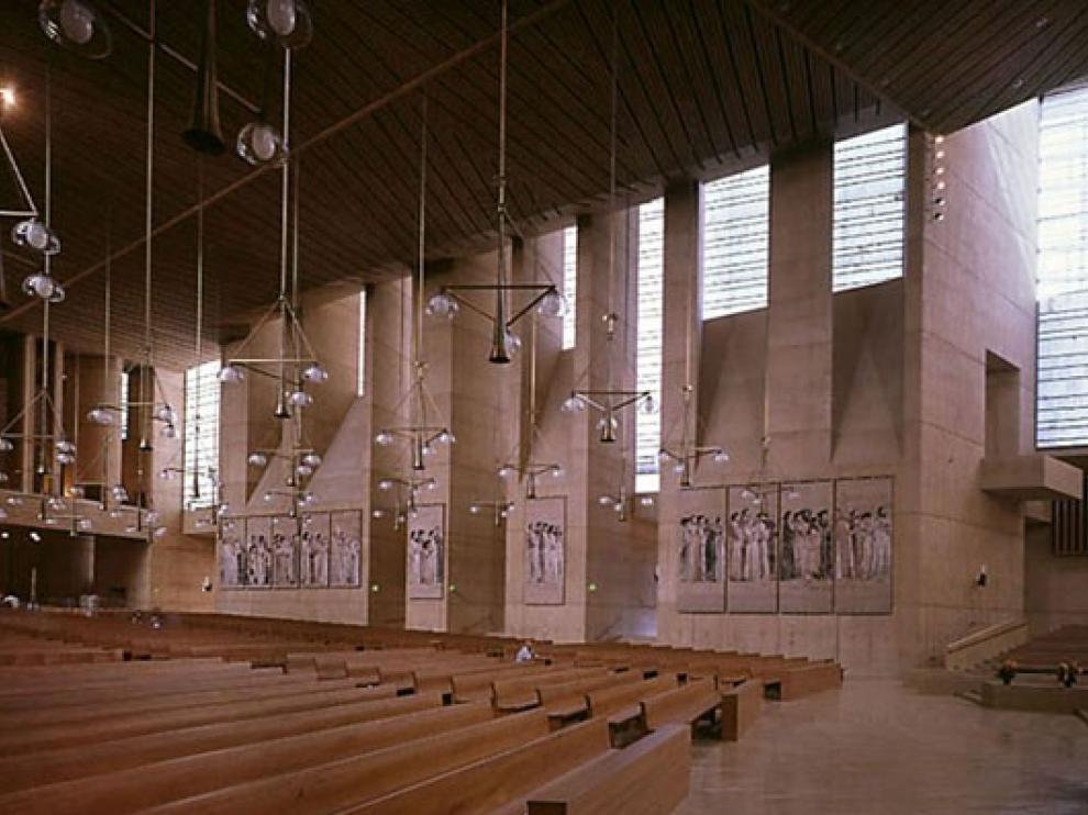Catedral de Nuestra Señora de los Ángeles, en California