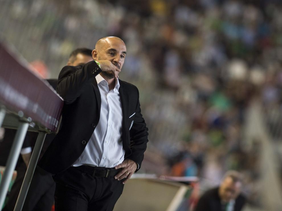 'Chapi' Ferrer no se sentará más en el banquillo del Córdoba