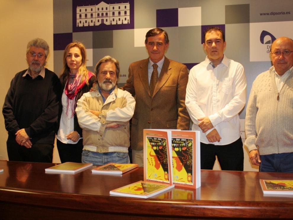 Pesentación de la revista monográfica de las fiestas de San Juan
