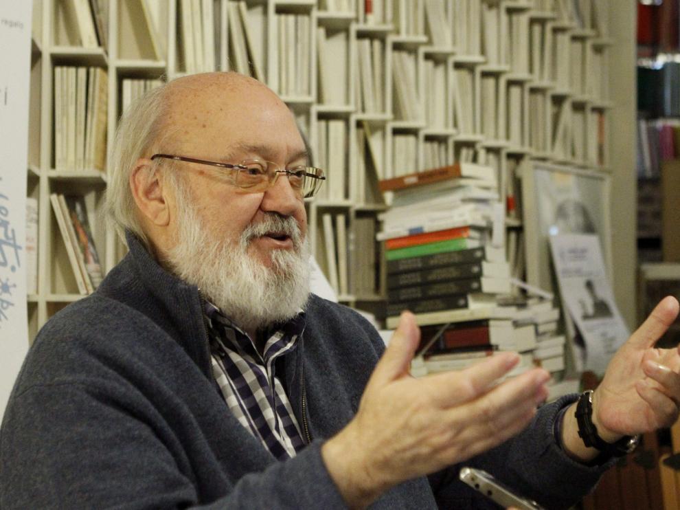 El premio Florián Rey 2015 se le ha concedido a José Luis Cuerda