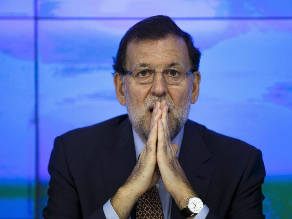 Rajoy este lunes en Génova