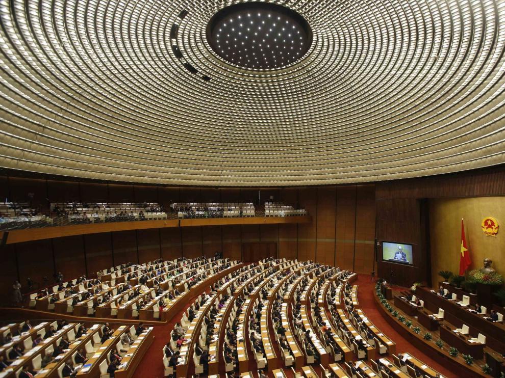 Vietnam inaugura un nuevo Parlamento con sello español