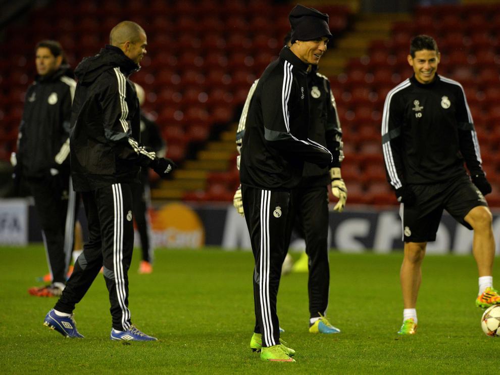 El Real Madrid se enfrentará al Liverpool en un gran momento