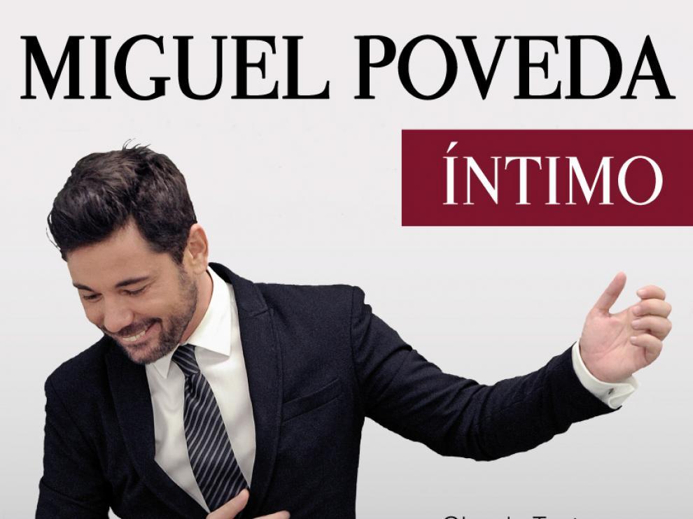 Miguel Poveda actuará el 22 de noviembre en Huesca