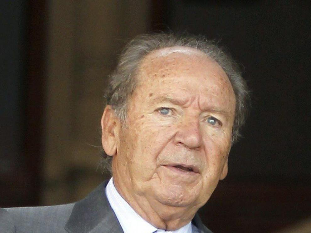 José Luis Núñez en una imagen de archivo