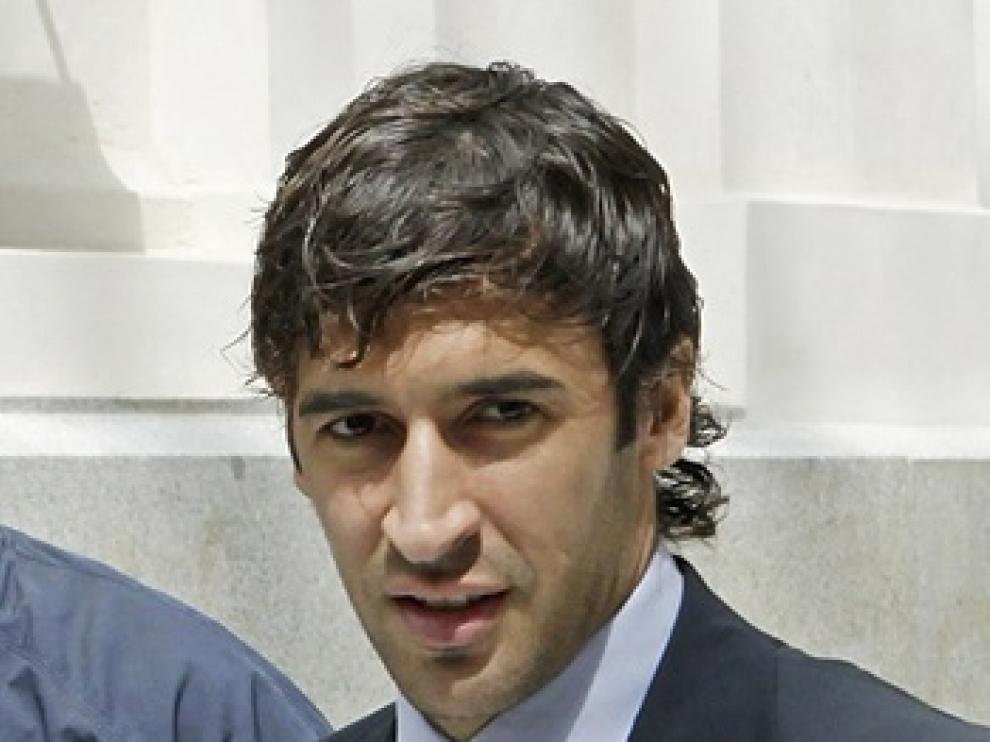 Raúl probará suerte en Estados Unidos.