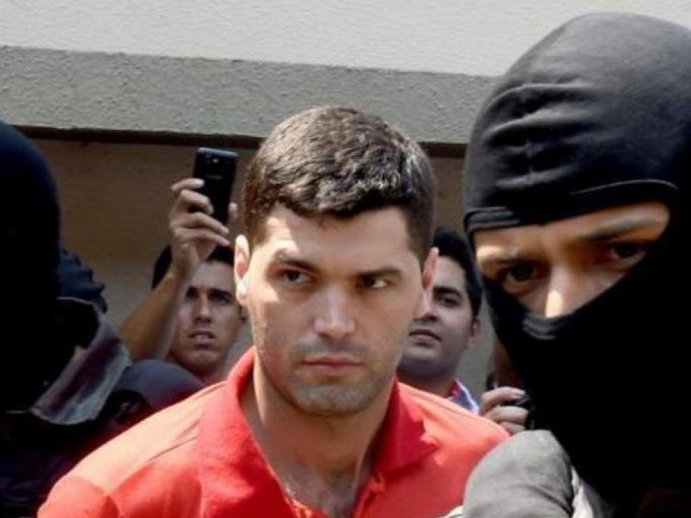 El asesino brasileño Thiago Gomes da Rocha