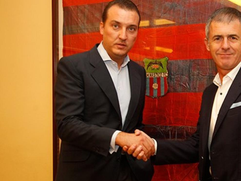 Alcaraz es nuevo entrenador del Levante