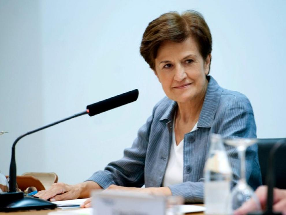 Adela Cortina en imagen de archivo.