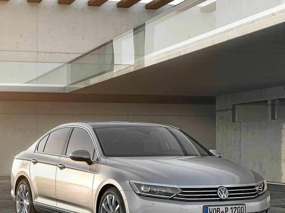 Volkswagen Passat: Más espacio
