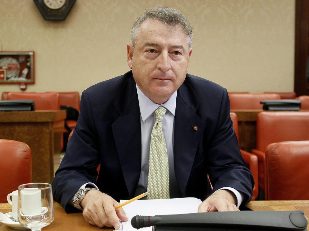 El presidente de RTVE, José Antonio Sanchez.