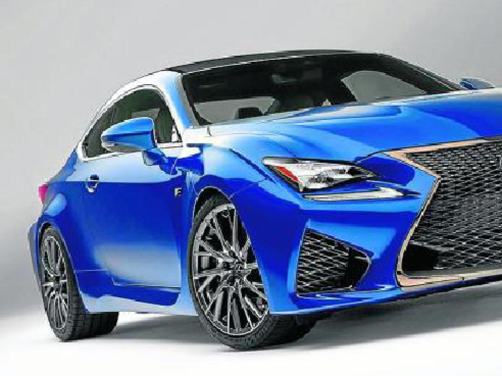 Lexus: Para ponerse a todo gas
