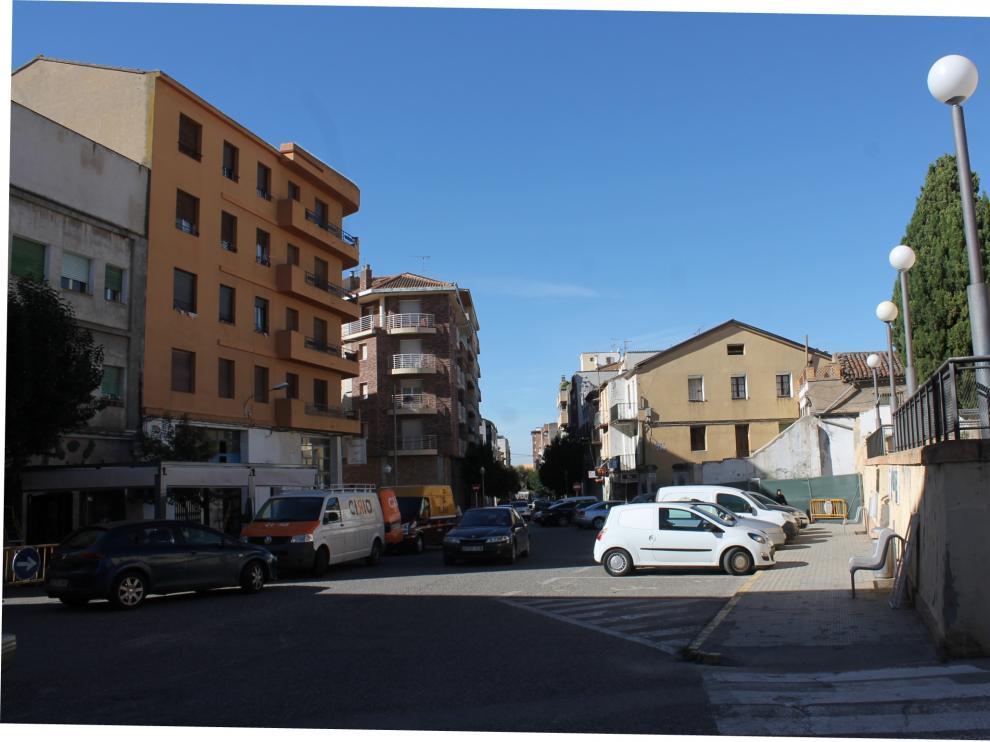 Arranca la obra de remodelación de la plaza de la Estación