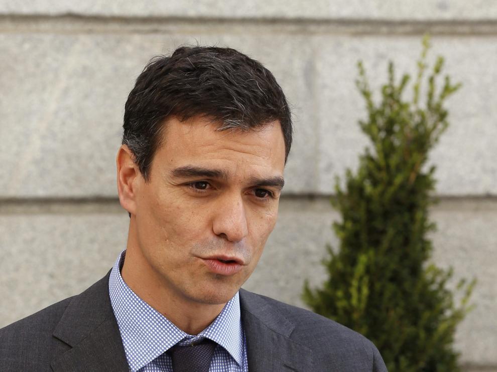 Pedro Sánchez justificó la abstención socialista