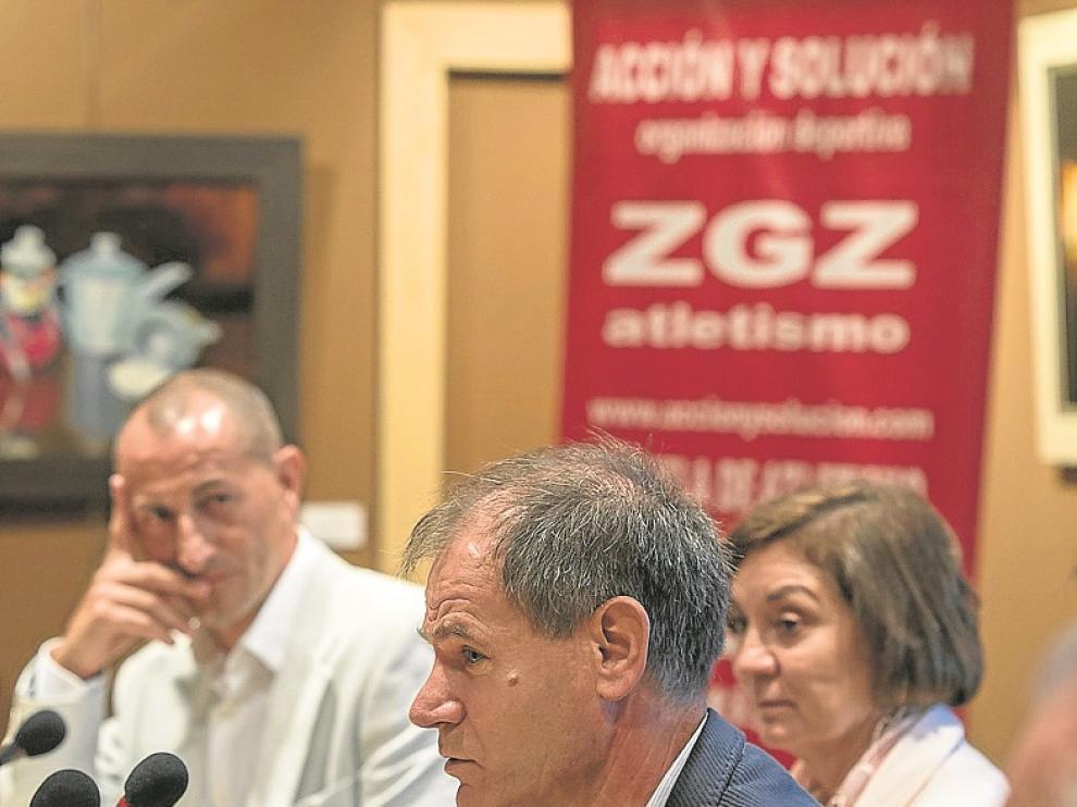 Abel Antón, en la presentación del evento en El Corte Inglés.