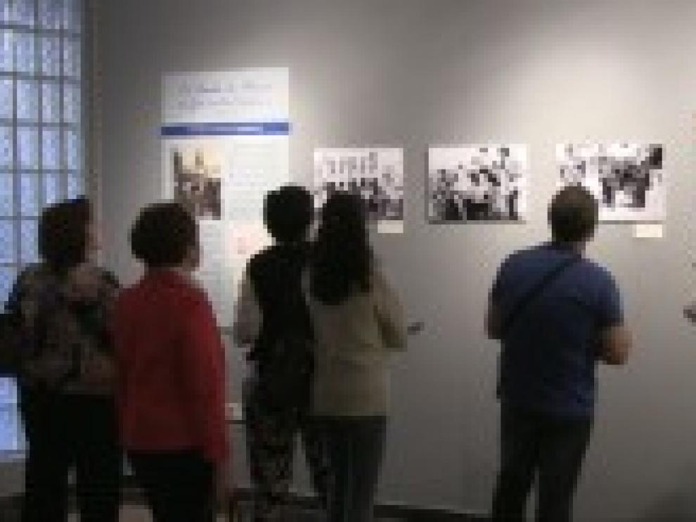 Exposición sobre la Banda Municipal de Ejea de los Caballeros