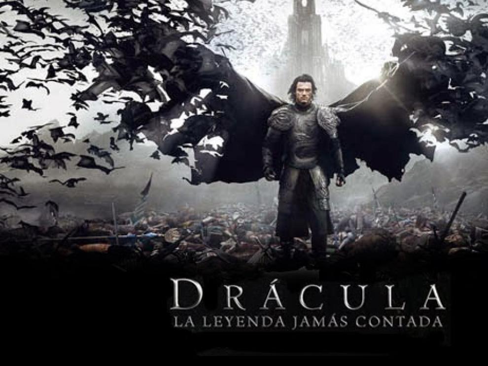 """""""Drácula, la leyenda jamás contada"""""""