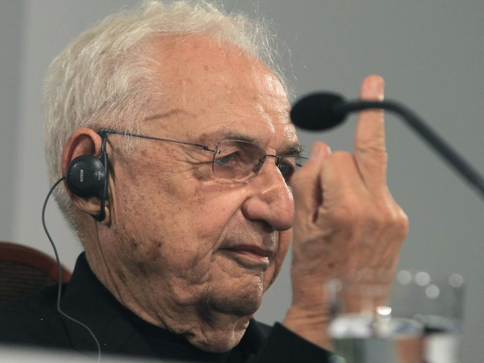 Frank Gehry respondió así a los que consideran que sus edificios son 'arquitectura espectáculo'