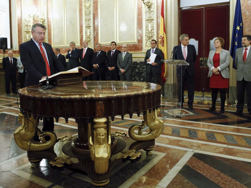 José Antonio Sánchez toma el cargo como nuevo presidente de RTVE