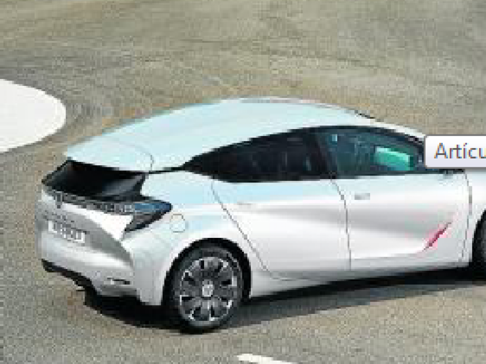Renault Eolab: Menor huella ambiental